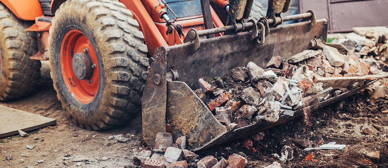 Construction & Demolition Disposal Services